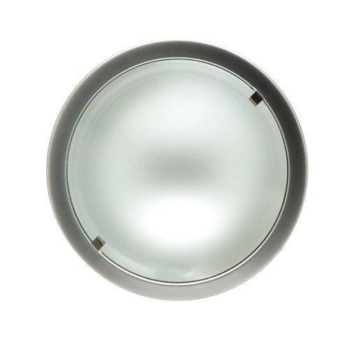 NEXIA - Downlight para lámpara de fluorescencia compacta 2x26w, color cromo mate