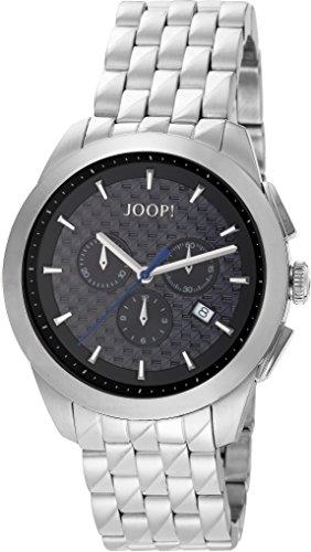 Joop - JP101071F02 - Montre Homme - Quartz Chronographe - Chronomètre - Bracelet Acier Inoxydable Argent