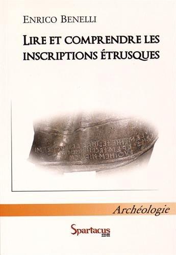Lire et comprendre les inscriptions étrusques