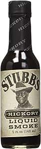 Stubb's Hickory Liquid Smoke 148ml