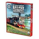 Railway Journeys: North & South America, Canada & Australasia 8-Disc Set 2 [DVD] by Musicbank Ltd