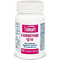 Supersmart - Cardio-vasculaire, Energie - Coenzyme Q10 30 mg - Contenance: 150 ml.