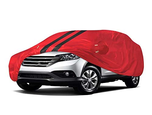 Custom Fit Car Cover for FIAT 2013 - präsentiert 500L Living 5-Türer, Outdoor Durable Waterproof/UV-Schutz/Regen/Schnee