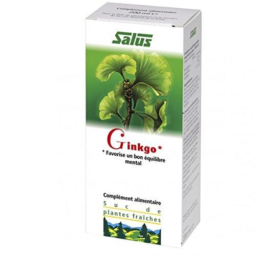 Suc de plantes Ginkgo bio