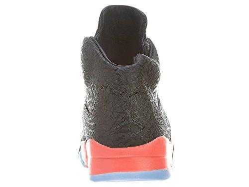 Nike  Air Jordan 5, Herren Sneaker Schwarz