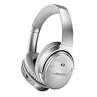 Bose ® QuietComfort 35 Wireless Kopfhörer II (mit Amazon Alexa), Standard silber