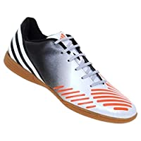 adidas Football Shoes for Men - White and Black