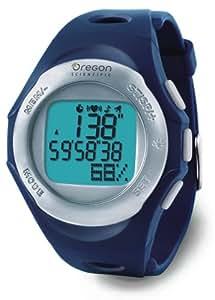 Oregon Scientific SE 120 Cardiofréquencemètre Bleu/argent