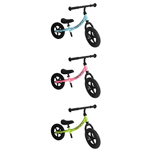 Banana Bike LT – Bicicletta da Equilibro, Bici Senza Pedali Leggera per Bambini – 2, 3 e 4 Anni (Blu) - 6
