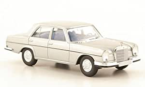 Mercedes 280 SE 3.5 (W108), silver , Model Car, Ready-made, Brekina Starmada 1:87