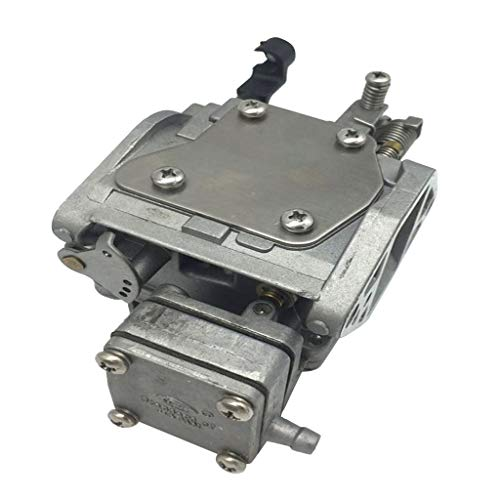 B Baosity Vergaser für Yamaha Marine 9,9 PS, 15 PS Aussenborder 2-Takt Marine Außenbordmotor -