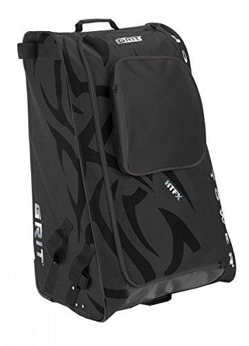Grit HTFX Hockey Tower 33' Equipment Bag, Größe:Junior;Farbe:schwarz