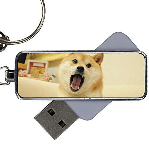 Womon Drucken Doge 3 Gute Qualität Hergestellt Aus Metall Verwenden Sie Auf USB Disk Capacity 8Gb -