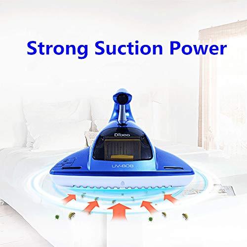 Modenny Handstaubsauger Ultraviolettes Licht Staubmilben Staubsauger Staubsammler Haushalt Sauger 400 Watt