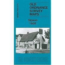 Old Ordnance Survey Maps Alresford Hampshire 1908  Sheet 42.06 New