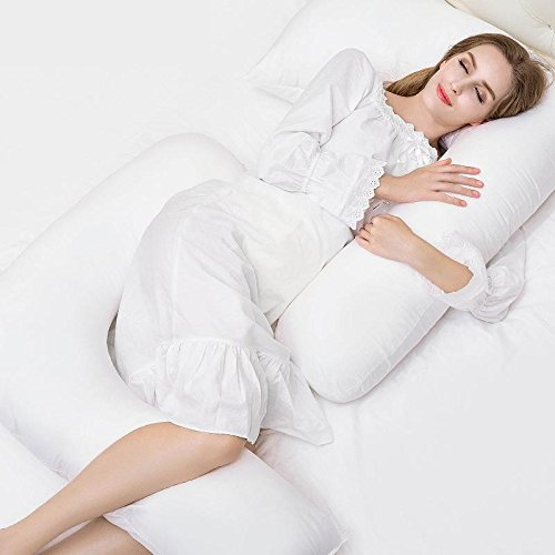 Biological cashmere cuscino Vita-side sonno u-tipo di cuscino multifunzionale