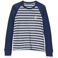 Odlo Bl Top Crew Neck L/S Active Warm Kids - Camiseta Bebé-Niños