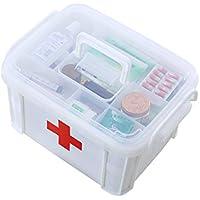 Schlafsaal Große Klassifizierung Erste Hilfe Drei-Schicht-Mehrzweck-Dual-Use-Komfort Haushalts Medizin Box Multifunktionskapazität... preisvergleich bei billige-tabletten.eu