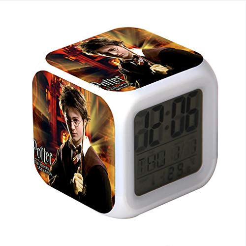 Hili watch Despertador Harry Potter