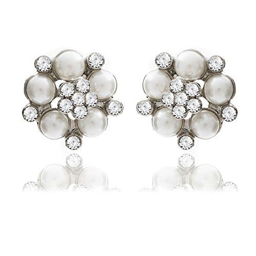 Audrey orecchini con perle