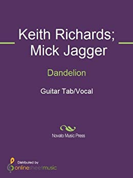Dandelion par [Richards, Keith]
