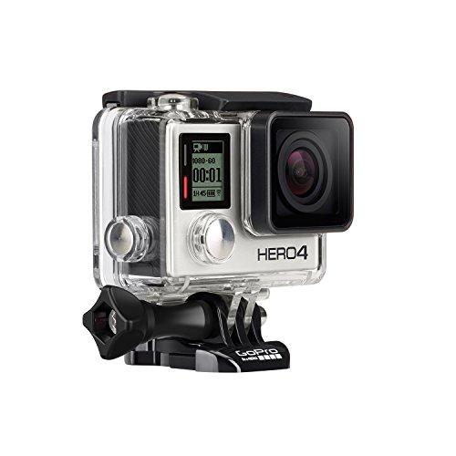 GoPro Actionkamera Hero4 (UK), Silver Adventure - 4