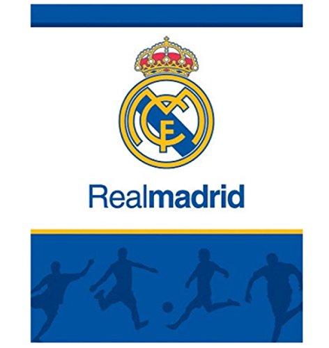 Real Madrid manta polar Fleecedecke 120x150cm RM1008