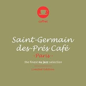 Saint Germain des Pres Cafe - Coffret 10 CD