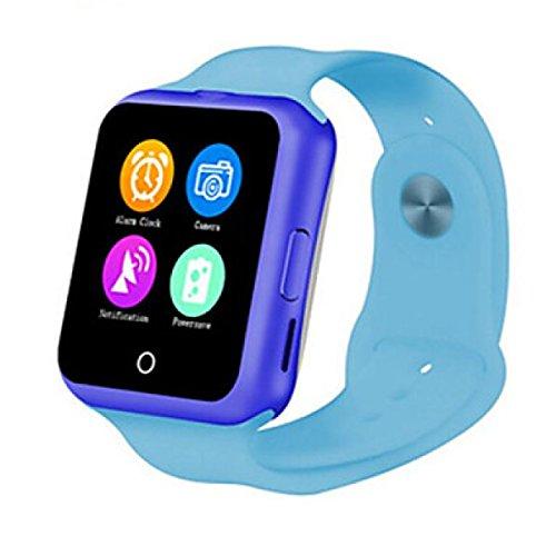 PDFGO D3 Smart Watch Bluetooth Cardia Con Frequenza Cardiaca MTK6261 Termometro Sistema Operativo Supportato: Android IOS,Pool