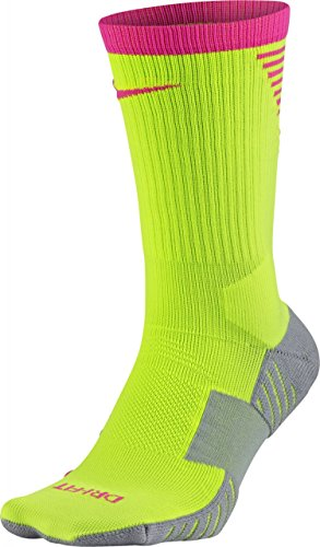 Nike Herren Stadium Football Crew Socken, rosa, S
