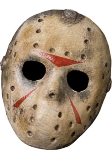 Halloween Deluxe Jason Hockey Maske