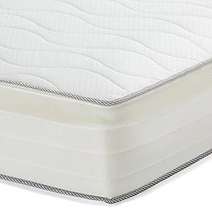 AmazonBasics Extra Comfort 7-zone Spring Mattress