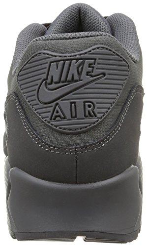 Nike Air Max 90 Essential Scarpe da ginnastica, Uomo Dark Grey/Dark Grey