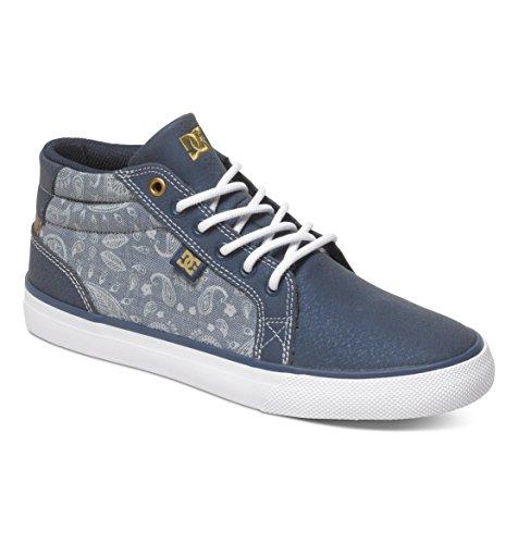 DC Shoes Council SE - Chaussures mi-hautes pour femme ADJS300059 Bleu