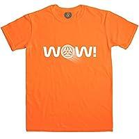 Wow T Shirt - Orange - Medium