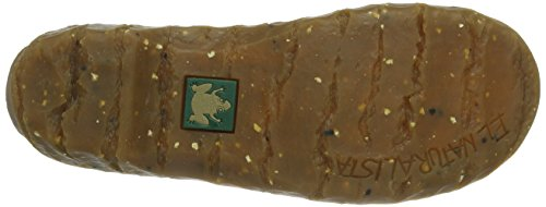 El Naturalista Nw095 P.Grain Lila / Yggdrasil, Scarpe Basse Donna Marrone (Braun (Wood))