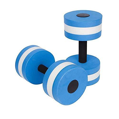 fellibay Aqua-Fitnessgeräte Wassersport Hanteln Fitness Wasser Aerobic Barbell für Schwimmbad Bala