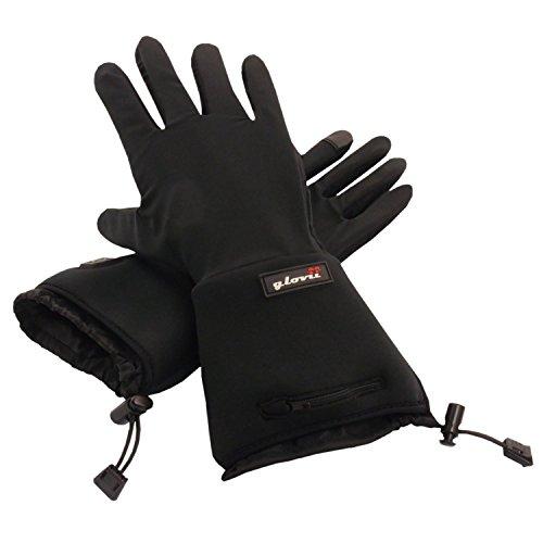 Glovii Akku Beheizte Handschuhe Universal Unterzieh Handschuhe (M) (Handschuhe Beheizte Sichere)