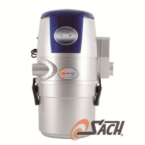 Zentralstaubsauger Eco Mini + Eco Kit 8m