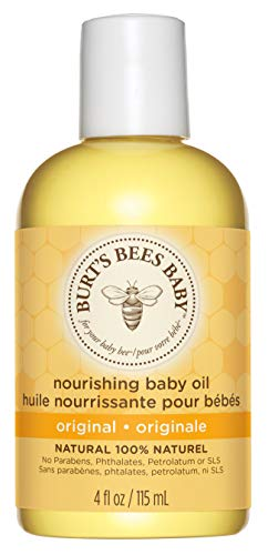 Burt's Bees® Baby 100% Natural Nourishing Baby Oil Baby Skin Care - 115ml Bottle