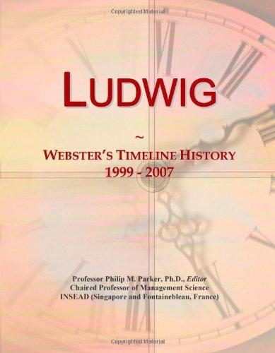 Ludwig: Webster's Timeline History, 1999 - 2007