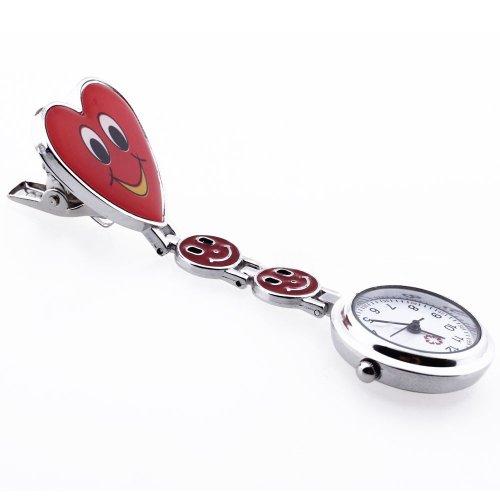 Gleader Reloj Bolsillo Metal