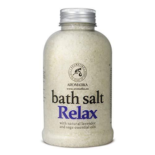 Sales Baño Relajantes 600g - Aceite Esencial