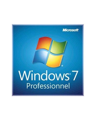 Windows 7 Professionnel OEM 64 bits - 1 poste