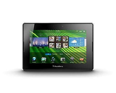 BlackBerry PlayBook 64GB Schwarz Tablet - Tablets (17,8 cm (7 Zoll), 1024 x 600 Pixel, 64 GB, 1 GB, BlackBerry Tablet OS, Schwarz)