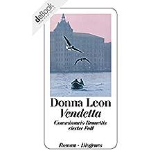 Vendetta: Commissario Brunettis vierter Fall (German Edition)