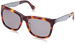 Calvin Klein UV Protected Wayfarer Mens Sunglasses - (Ck 4247 004 56 S|56 Green Color)(No Returns, No Exchange )