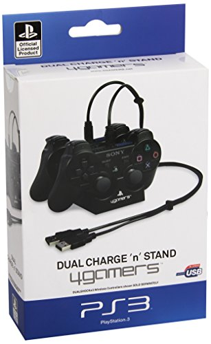 Preisvergleich Produktbild PS3 Dual Charge 'n' Stand inkl. USB Kabel