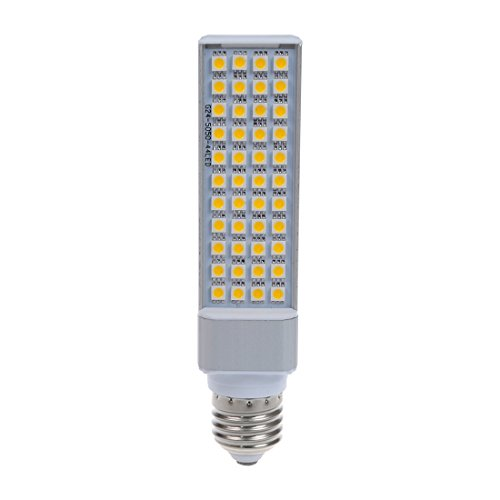 SODIAL (R) E27 44 SMD 5050 LED 11W warmweiss Energiesparlampe Spot-Licht-Lampe 85 ~ 265V