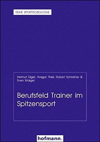 Berufsfeld Trainer im Spitzensport / Helmut Digel... [et al.] | Digel, Helmut (1944-)